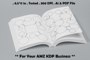 Mind Mapping Journal - Kdp Interiors Graphic KDP Interiors By Kdp Speed 1