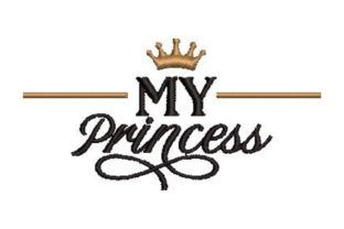 My Princess Fairy Tales Embroidery Design By Embroidery Designs