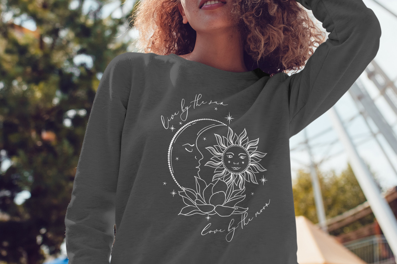 Live by the Sun Love by the... SVG File