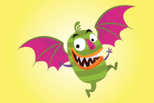 Monster Wins Cute Svg Graphic Crafts By magicCreative