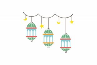 Print on Demand: Ramadan Decoration Graphic Email Templates By cagakluas