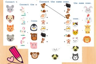 Animals Learning for Preschool Graphic PreK By AfifShop
