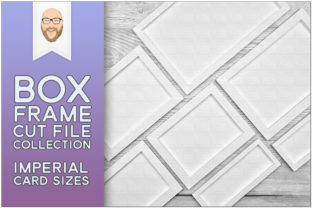 Print on Demand: Box Frames for Card Fronts - Imperial Graphic 3D Shadow Box By gentlemancrafter