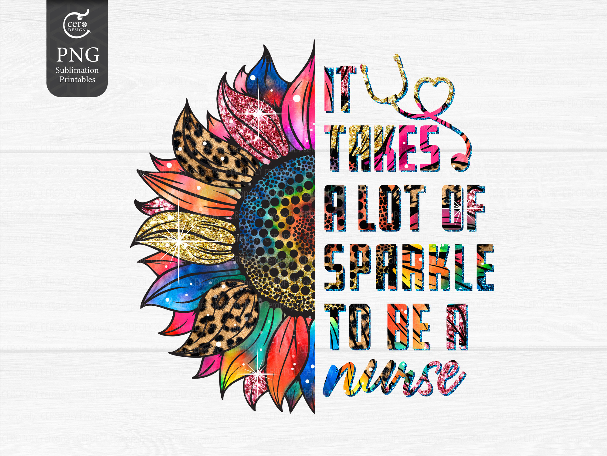 It Takes a Lot of Sparkle to... SVG File