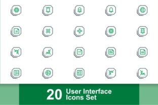 User Interface Icons Set 17 Bundle By Three Whizz
