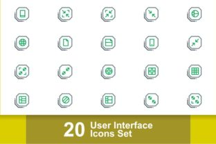User Interface Icons Set 18 Bundle By Three Whizz