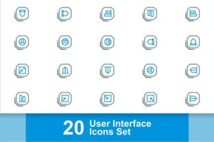 User Interface Icons Set 19 Bundle By Three Whizz
