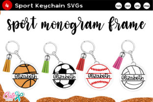 Keychain Huge Bundle Vol. 2 Svg Cut File Graphic Crafts By Cute files 4