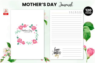 Mother's Day Journal - KDP Interior Graphic KDP Interiors By Design invention
