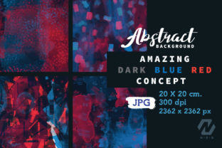 Print on Demand: Abstract Background Graphic Backgrounds By nesdigiart 3