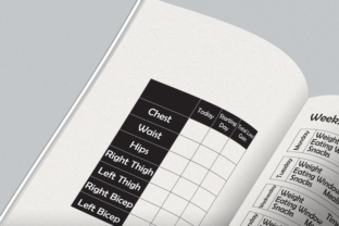 Intermittent Fasting Journal - Kdp Graphic KDP Interiors By Kdp Speed 2