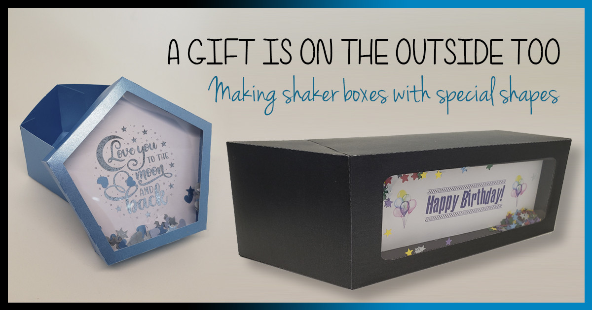 Making Shaker Boxes With Special Shapes