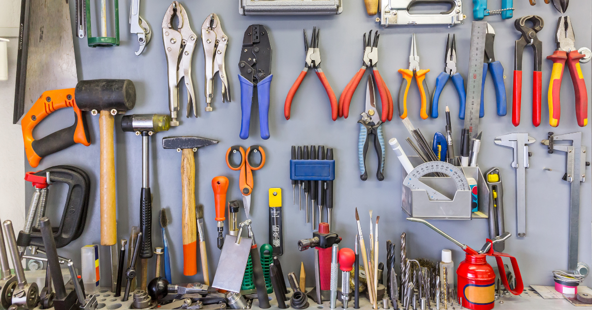 The New Homeowner's First Toolbox