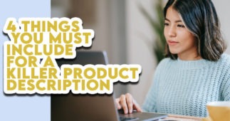 4 Tips to Write a Killer Product Description for Graphics