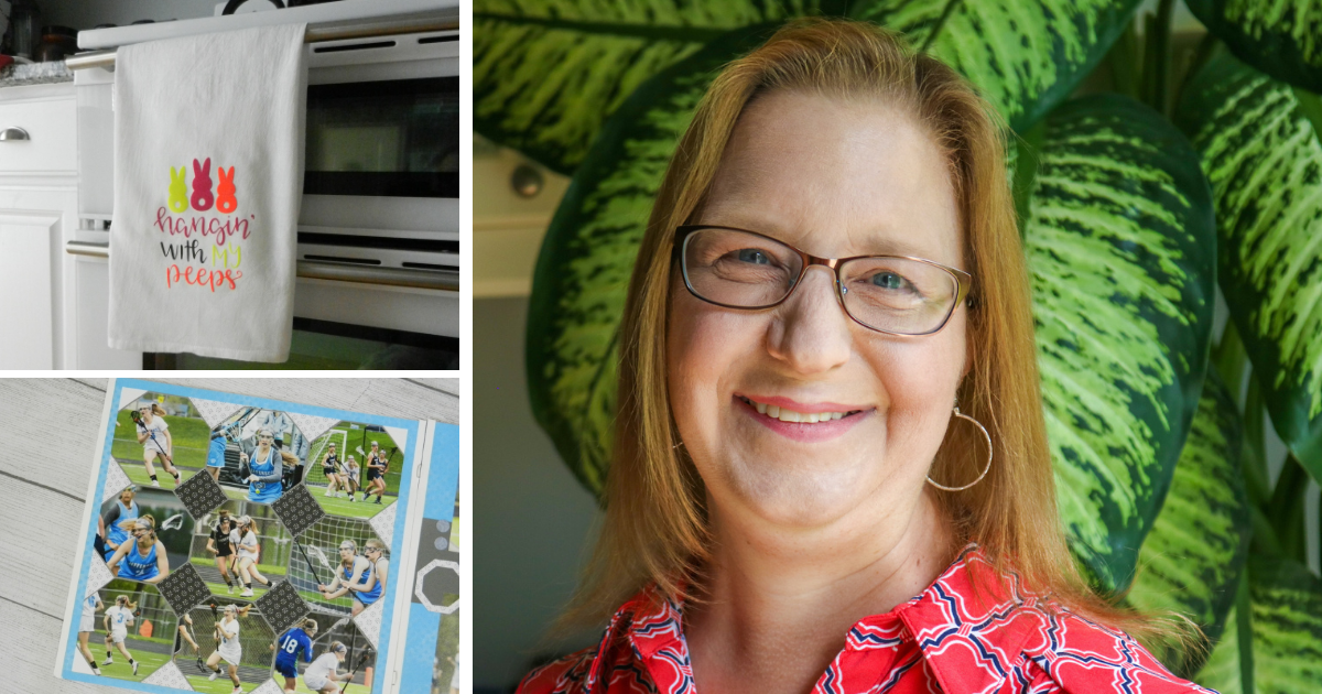 Shawn Mosch on Her Journey to Becoming a Cricut Expert main article image