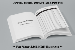 Expense Tracker - Kdp Interiors Graphic KDP Interiors By Kdp Speed