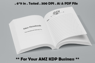 Ideas Notebook - Kdp Interiors Graphic KDP Interiors By Kdp Speed