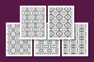 Print on Demand: KDP Printable Geometric Pattern Graphic Coloring Pages & Books Adults By Riduwan Molla 2