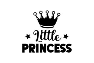 Little Princess Baby Craft Cut File By Creative Fabrica Crafts 2
