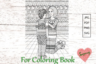 Mom Encourage, Coloring Book Graphic Coloring Pages & Books Adults By somjaicindy