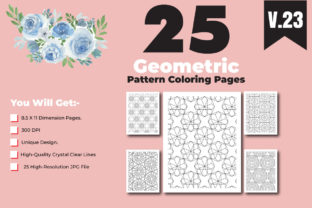 Print on Demand: Coloring Pages Book Design for KDP Graphic Coloring Pages & Books Adults By ivect