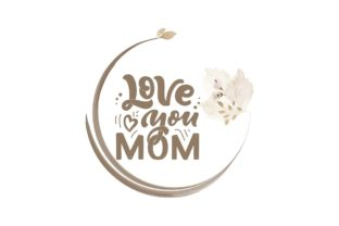 Mothers Day Graphic Illustrations By zia studio