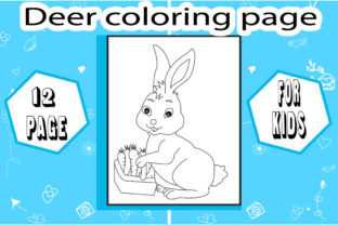 Funny Playing Coloring Book Page for Kid Graphic Coloring Pages & Books Kids By sumonakando97 1