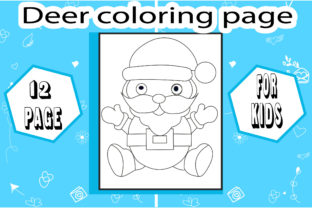 Funny Playing Coloring Book Page for Kid Graphic Coloring Pages & Books Kids By sumonakando97 3