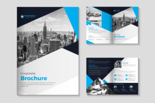 Creative Brochure Design Template Graphic Print Templates By Design Sparkled