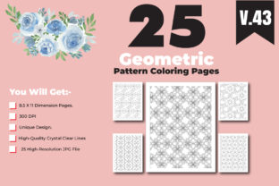 Print on Demand: Coloring Book Pages Design for Adult-KDP Graphic Coloring Pages & Books Adults By ivect