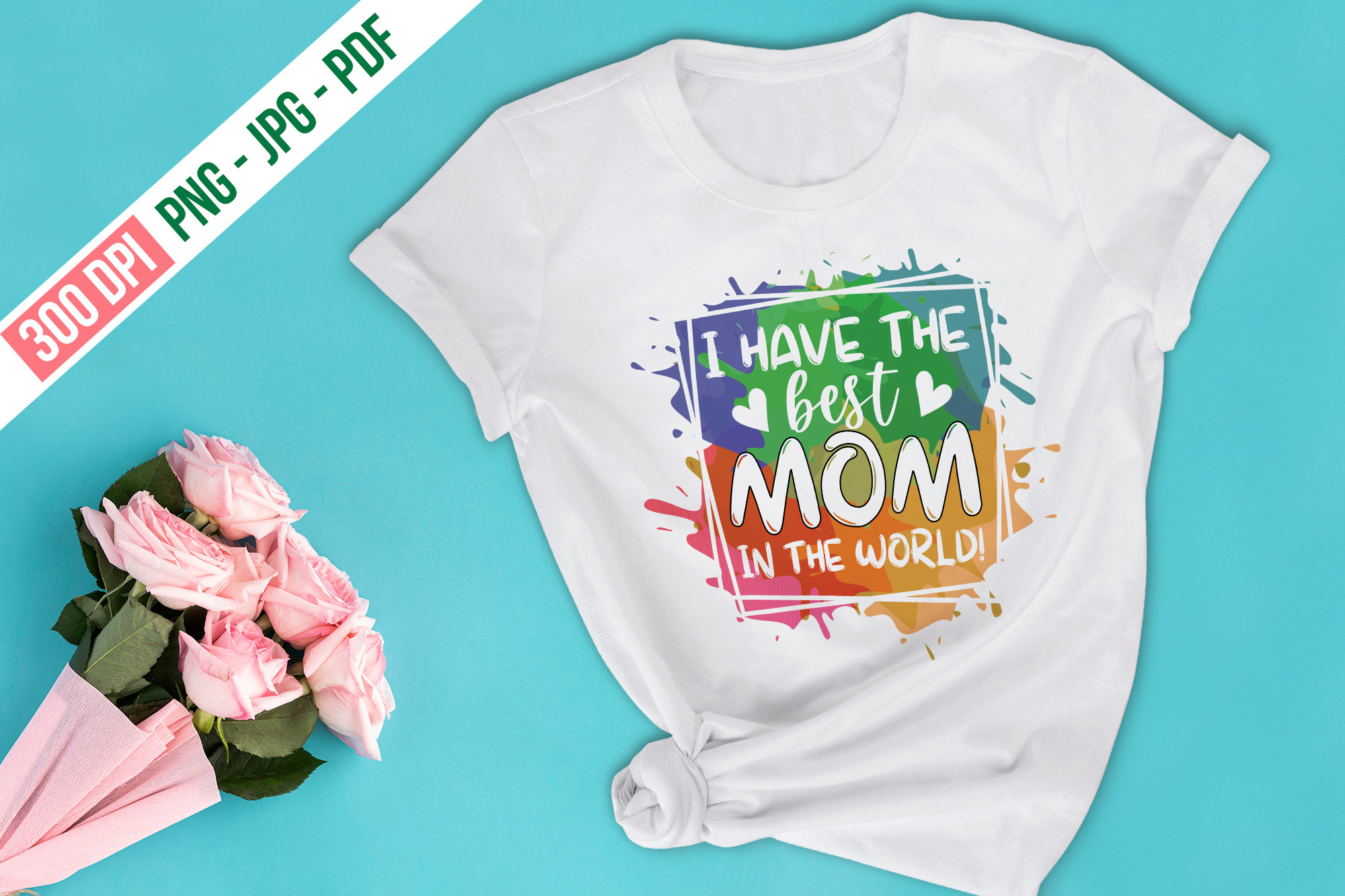 Mother's Day Quote Sublimation Design SVG File
