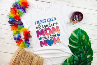 Mother's Day Sublimation Bundle Vol.2 Graphic Crafts By CraftlabSVG 7