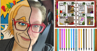 Interview with Doodle Artist and Digital Planner Karin Perry