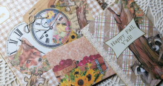 Marcy Takes Us into Her Wondrous World of Junk Journals