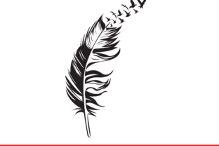 Print on Demand: Feather Graphic Illustrations By Sofiamastery 4