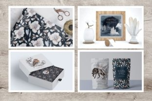 Print on Demand: Huge Winter Festive Collection Graphic Illustrations By Busy May Studio 16