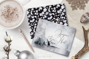 Print on Demand: Huge Winter Festive Collection Graphic Illustrations By Busy May Studio 14