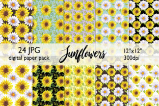 Sunflower Sublimation Background Graphic Backgrounds By CaraulanStore