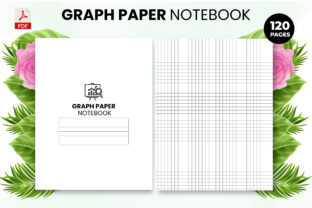 Print on Demand: Graph Paper Notebook - KDP Interior Graphic KDP Interiors By Design invention