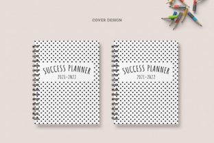 Print on Demand: Printable Success Planner Bundle Pack Graphic KDP Interiors By AmitDebnath 3