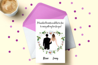 Print on Demand: Couples Clipart Wedding Couples Png Graphic Illustrations By LeCoqDesign 5