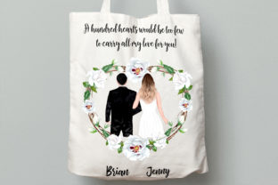 Print on Demand: Couples Clipart Wedding Couples Png Graphic Illustrations By LeCoqDesign 8