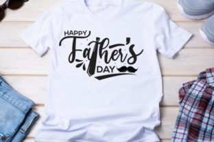 Father's Day Graphic Print Templates By Typo Creaty