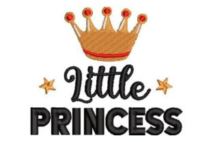 Little Princess Fairy Tales Embroidery Design By Embroidery Designs
