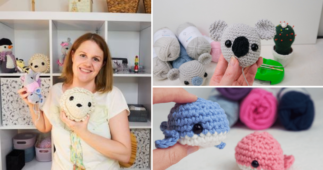 Crocheter Ragnhild Hopes Her Patterns Bring Joy to Others