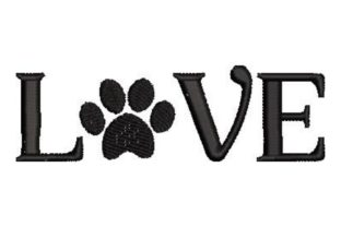 Love Cats Embroidery Design By Embroidery Designs