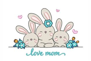 Mother's Day Mother's Day Embroidery Design By NinoEmbroidery