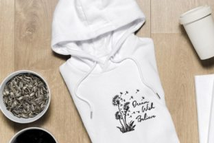 Print on Demand: Dandelion Bouquets & Bunches Embroidery Design By ArtEMByNatali 3