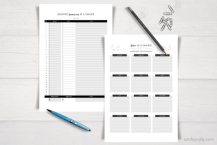 Print on Demand: Working from Home   Business Planner. Graphic KDP Interiors By artsbynaty 3