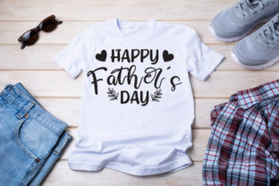 Happy Father's Day  T Shirt Graphic Print Templates By Typo Creaty